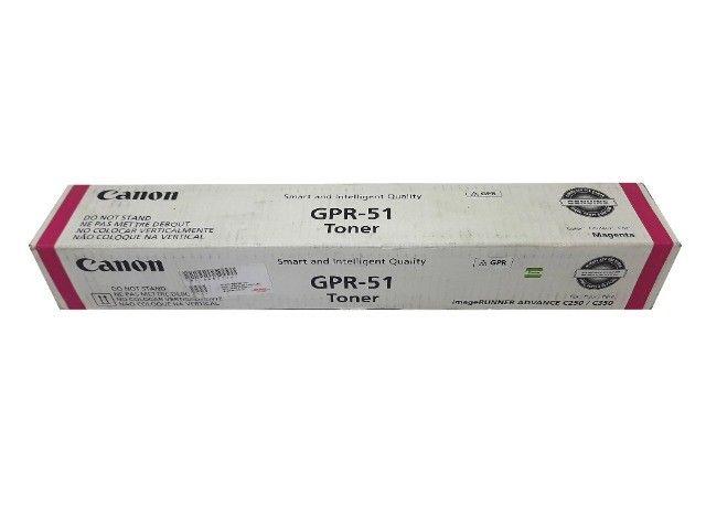 Toner Canon GPR51 Magenta Original Novo