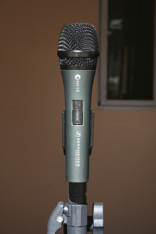Microfone Sennheiser E835-s Ii - Profissional - Foto 2