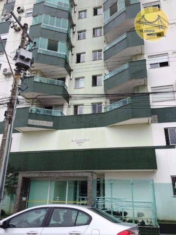 Apartamento 2 dormitórios com suíte na Trindade, Florianópolis.