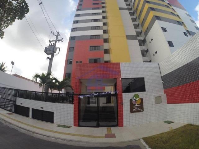 Edifício Thiago Milones - Apartamento com 3/4 sendo 1 suíte