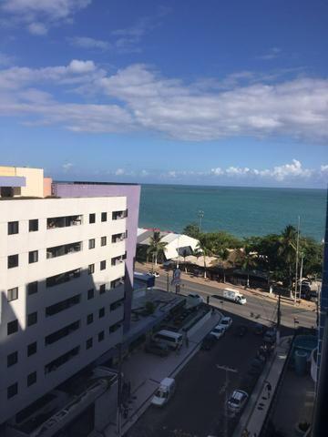 Apartamento Beira mar na Pajuçara com 3 suítes e vista privilegiada