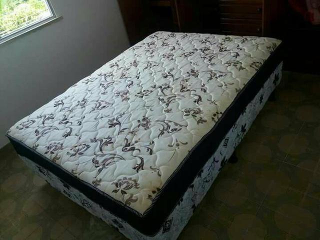 Super promoção de cama box e sofá não perca
