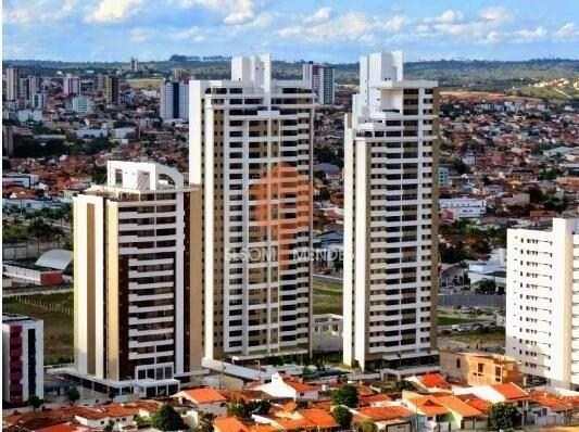 Apartamento novo no aconchegante Vivant Club Residence com 113m pronto pra morar