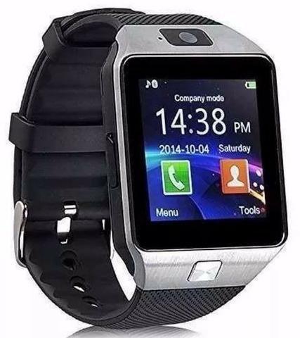 Relógio Bluetooth Smartwatch Dz9 Android Camera