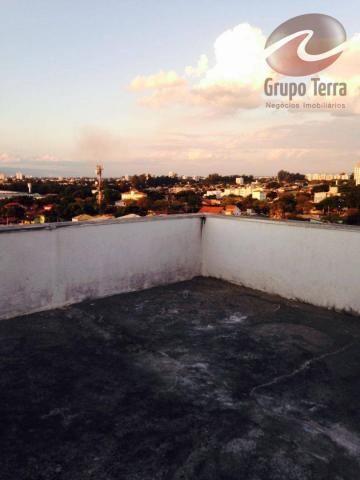 Cobertura com 2 dormitórios à venda, 123 m² por r$ 280.000,00 - jardim oriente - são josé  - Foto 11
