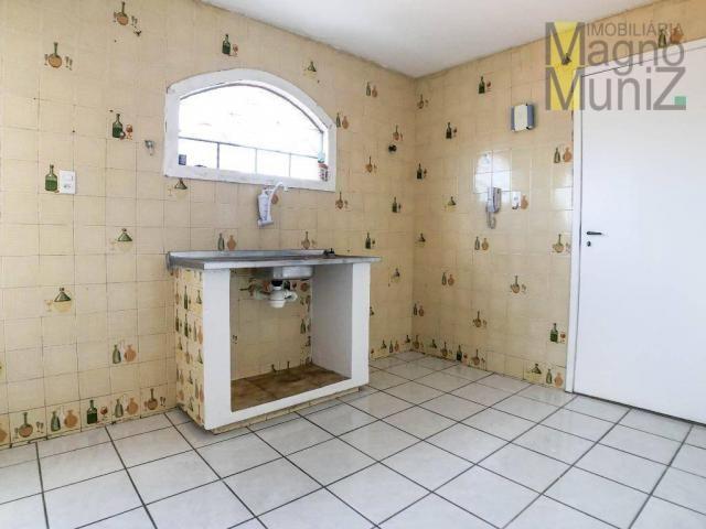 Apartamento com 3 dormitórios para alugar, 80 m² por r$ 1.000,00/mês - varjota - fortaleza - Foto 11