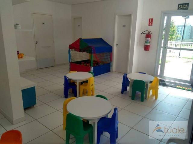 Apartamento com 2 dormitórios à venda ou locação, 57 m² - Residencial Viva Vista - Sumaré/ - Foto 18
