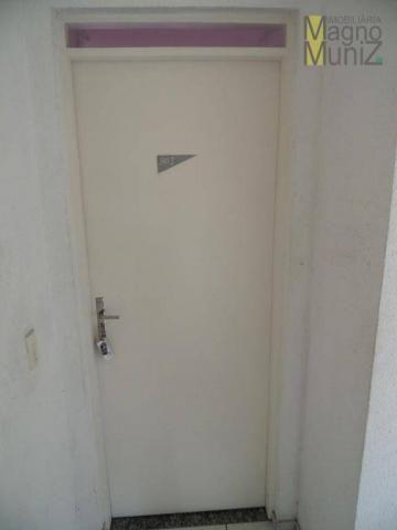 Apartamento com 2 dormitórios para alugar, 50 m² por r$ 500,00/mês - itaperi - fortaleza/c - Foto 3