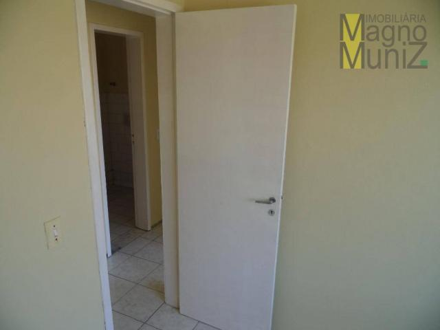 Edifício villagio água fria - apartamento para alugar no edson queiroz, fortaleza - ap0069 - Foto 10