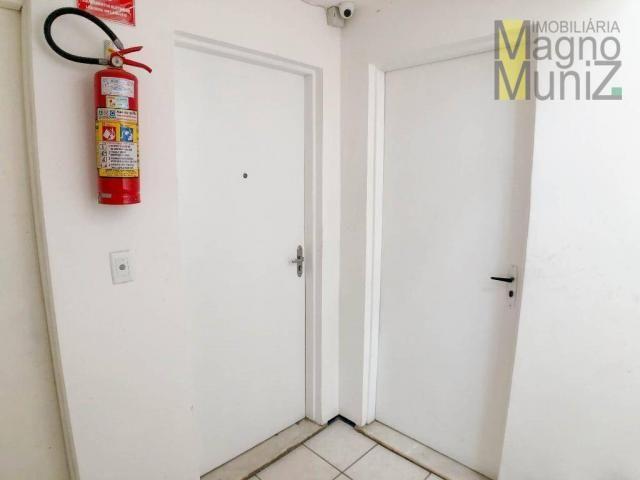 Apartamento com 3 dormitórios para alugar, 80 m² por r$ 1.000,00/mês - varjota - fortaleza - Foto 2