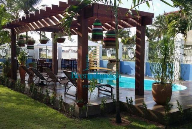 Pousada com 17 dormitórios à venda, 650 m² por r$ 1.800.000 - coroa vermelha - porto segur - Foto 6