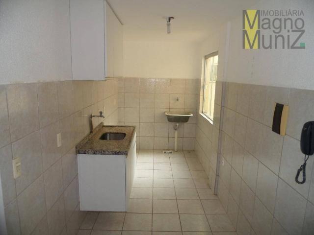 Apartamento com 2 dormitórios para alugar, 50 m² por r$ 500,00/mês - itaperi - fortaleza/c - Foto 11