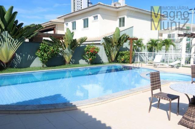 Casa duplex com 3 suítes projetadas para alugar, 140 m² por r$ 5.500/mês - praia do futuro - Foto 3