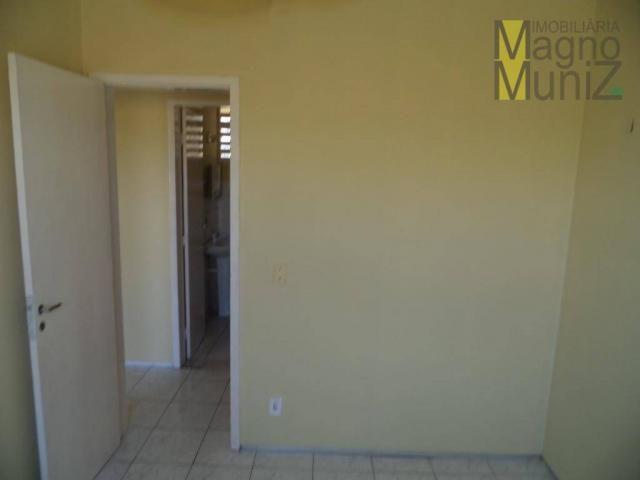 Edifício villagio água fria - apartamento para alugar no edson queiroz, fortaleza - ap0069 - Foto 7
