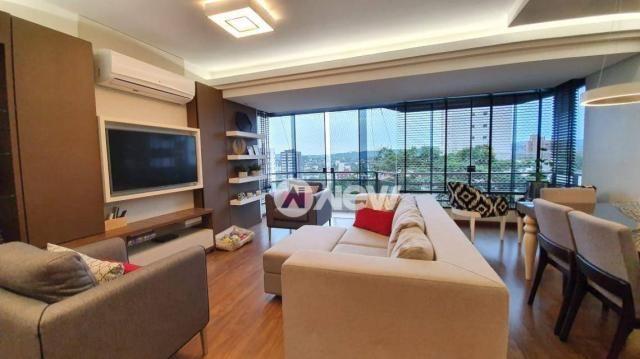 Apartamento com 3 dormitórios à venda, 129 m² por r$ 750.000,00 - centro - novo hamburgo/r - Foto 2