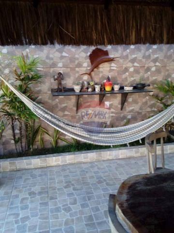 Casa com 5 dormitórios à venda, 220 m² por R$ 700.000 - Enseada dos Corais - Cabo de Santo - Foto 18