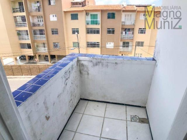 Apartamento com 3 dormitórios para alugar, 80 m² por r$ 1.000,00/mês - varjota - fortaleza - Foto 13