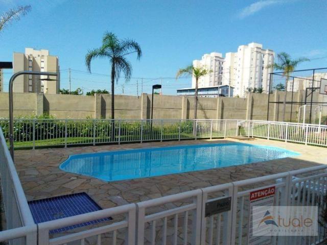 Apartamento com 2 dormitórios à venda ou locação, 57 m² - Residencial Viva Vista - Sumaré/ - Foto 15