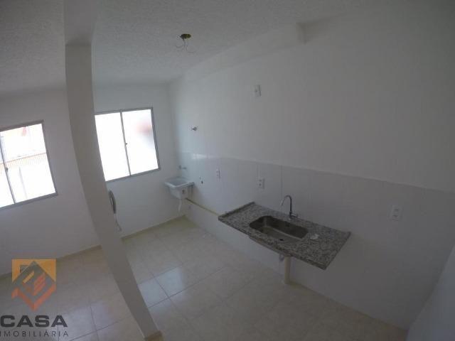 E.R- Parque São Pedro/ Apartamento 2 quartos com suíte - Foto 2