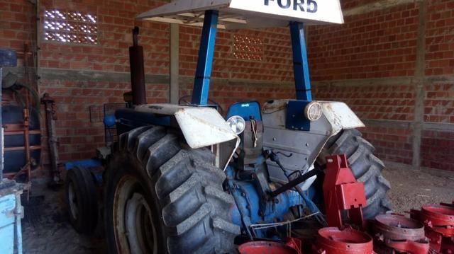 Vendendo Trator ford 4600 - Foto 5