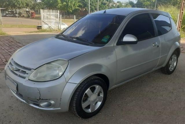 """Lindo Ford Ka 1.0 Flex 2008/2009, completo''"