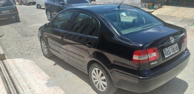Carro polo sedã 1.6 2004 completo valor 13.500 - Foto 4