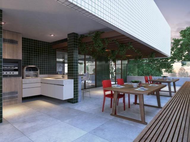 Apartamento à venda com 3 dormitórios em Gruta de lourdes, Maceió cod:74648 - Foto 6