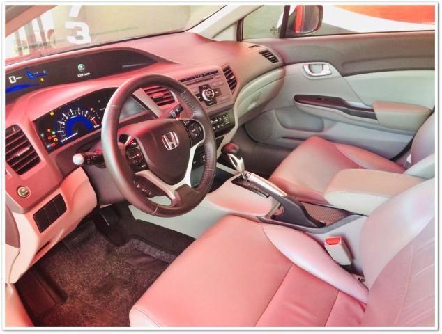 Honda Civic 2013/2014 2.0 LXR 16V Flex 4P Automático - Foto 8