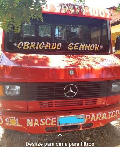 Caminhão Mercedes 710 - Foto 5