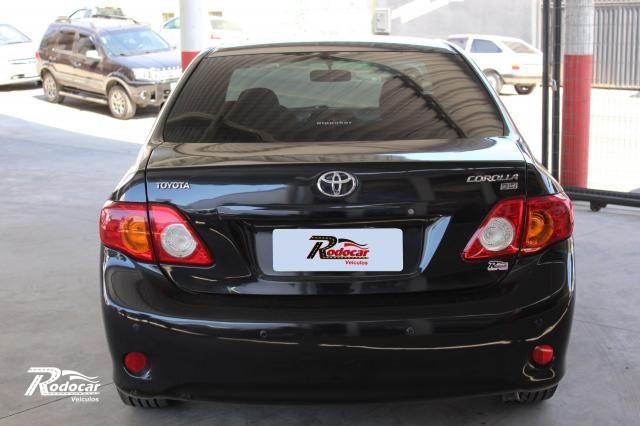 Toyota Corolla GLi 1.8 Preto - Foto 3