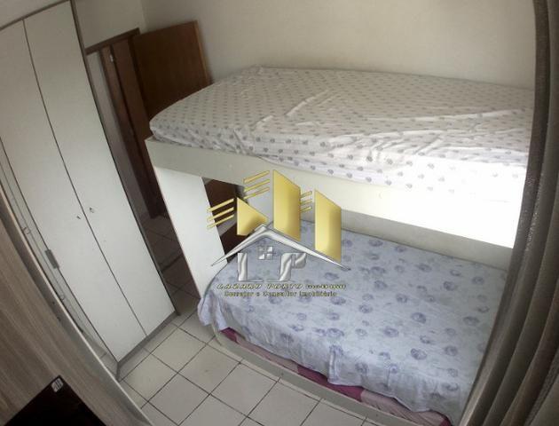 Laz - Alugo apartamento com varanda 2Q sendo uma suite condomínio com lazer completo - Foto 10