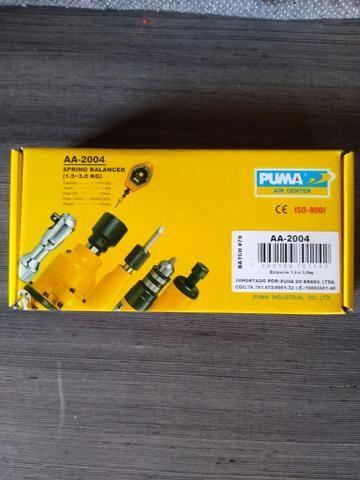 Balancim Puma 1,5 a 3,0 kg