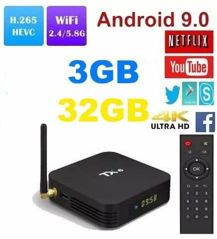 Tv Box Tx6 3gb ram 32gb Memoria (inclui Mini Teclado)