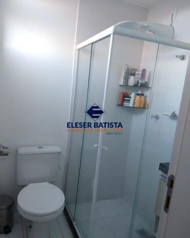 Apartamento à venda com 2 dormitórios em Villaggio laranjeiras, Serra cod:AP00077 - Foto 14