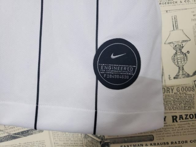 Camisa Corinthian home Branca 2019 2020 - Foto 2