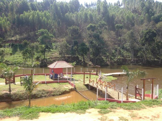 Aluga-se hospedar sítio Granja mirante do vale - próximo a benfica Juiz de Fora - Foto 17