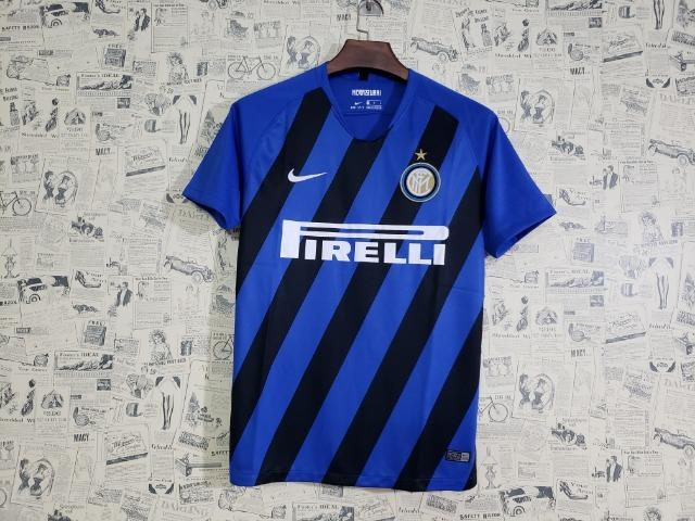 Camisa Inter Milão Milan Nerazzurri