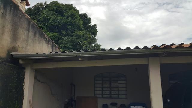 Casa simples 2quartos lote 500m2 rua 12 vazado via estrutural - Foto 12