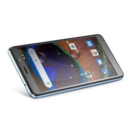Celular Smartphone Multilaser MS50X, 16GB, 8MP, Tela 5.5´, Azul P9075 NB733 - Foto 4