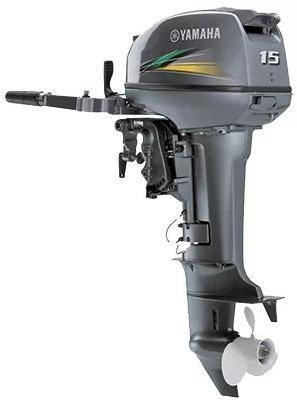 Motor de popa Yamaha 15 hp GMHS 0 km
