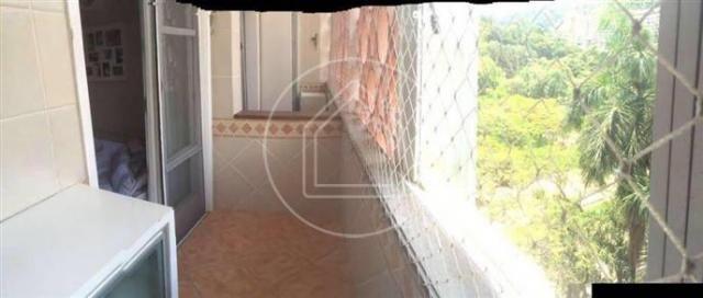 Apartamento à venda com 4 dormitórios em Laranjeiras, Rio de janeiro cod:858138 - Foto 2