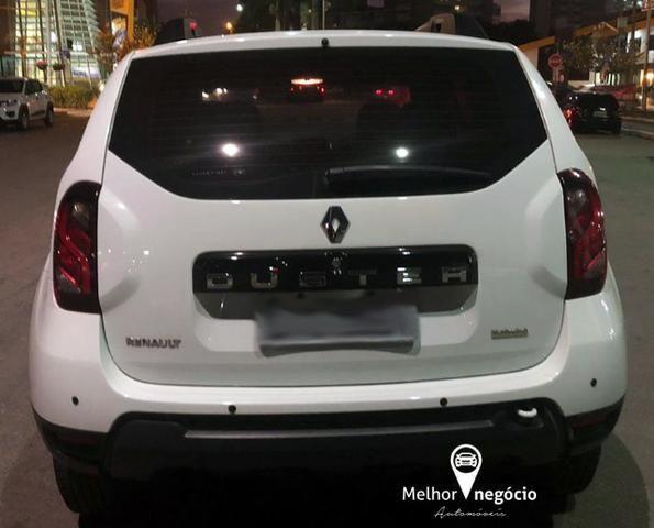 Renault Duster 1.6 Expression 16v Flex Branca - Foto 8