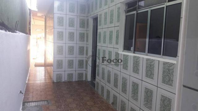 Casa com 2 dormitórios para alugar, 125 m² por R$ 1.100/mês - Parque Jurema - Guarulhos/SP - Foto 9