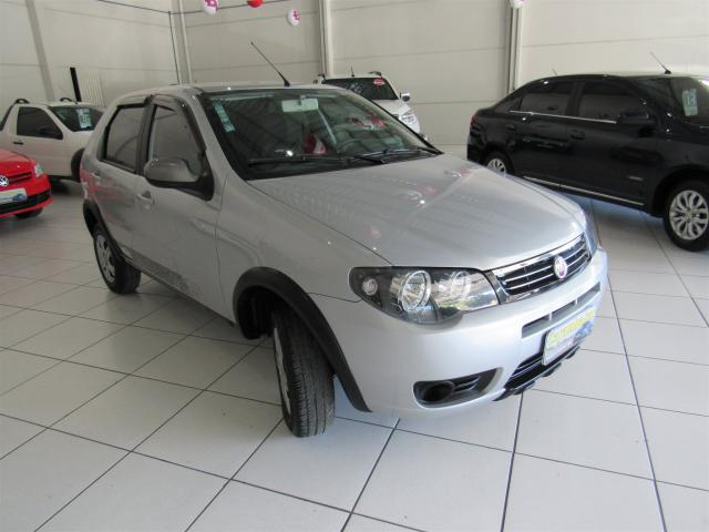 FIAT PALIO 2014/2015 1.0 MPI FIRE WAY 8V FLEX 4P MANUAL - Foto 3