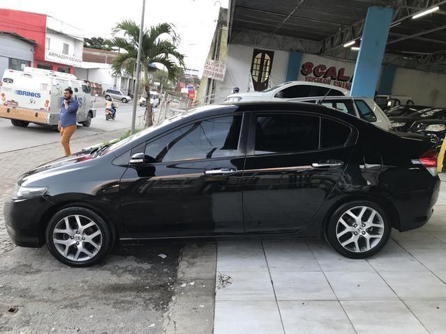 Honda City 1.5 EX AUTOMÁTICO 2012 - Foto 8