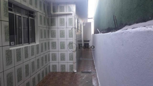 Casa com 2 dormitórios para alugar, 125 m² por R$ 1.100/mês - Parque Jurema - Guarulhos/SP - Foto 8