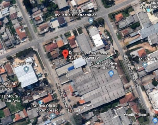 Terreno à venda, 600 m² por R$ 690.000,00 - Boqueirão - Curitiba/PR - Foto 8