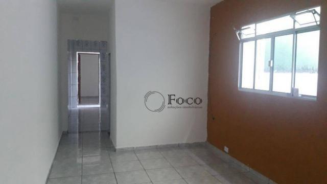Casa com 2 dormitórios para alugar, 125 m² por R$ 1.100/mês - Parque Jurema - Guarulhos/SP - Foto 11
