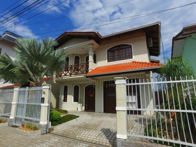 Casa à venda com 4 dormitórios em Guanabara, Joinville cod:ONE1186