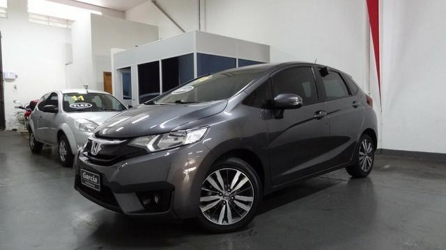 Honda Fit 1.5 16v EX AT (Flex)